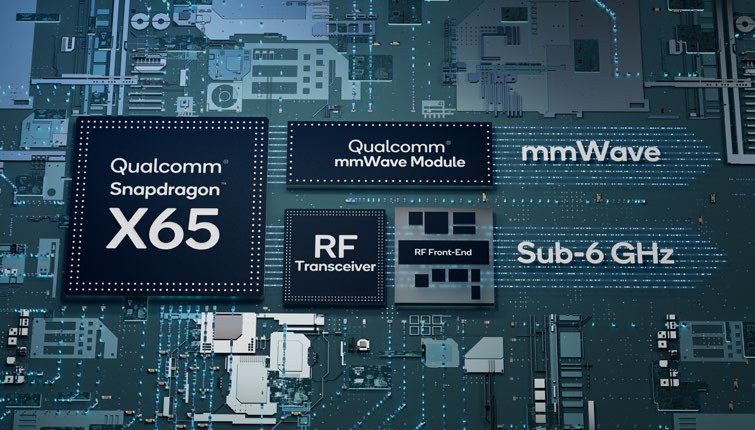 Qualcomm Snapdragon X65 5G Modem