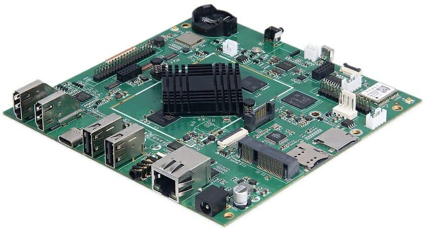 RK3566 development board