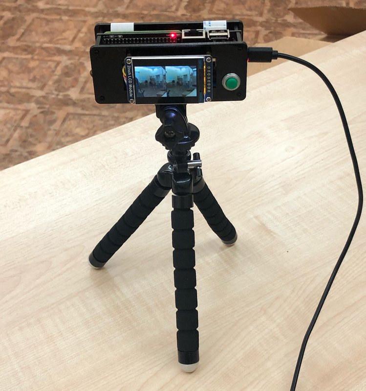 StereoPi v2 camera kit