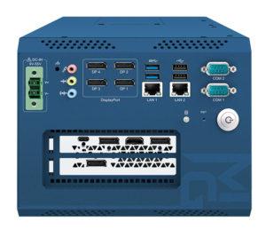 Vecow MG1000 AI Edge Computer dual-slot graphics card