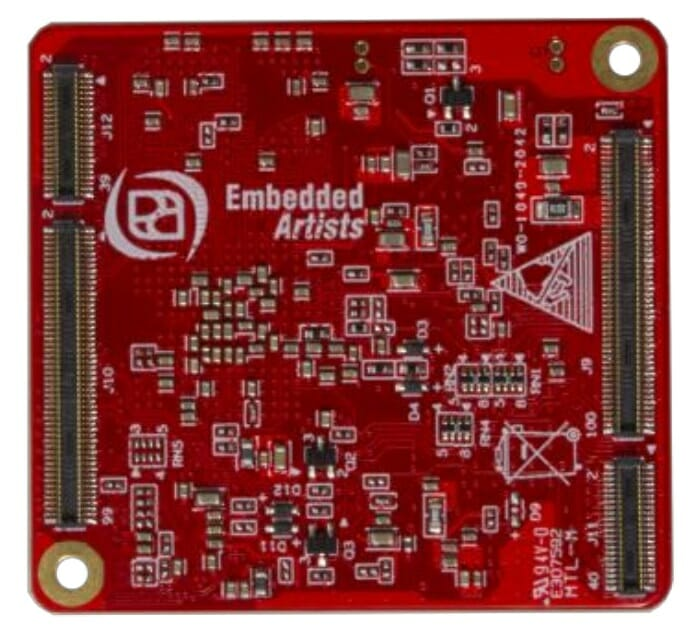 uCOM board-to-board connectors