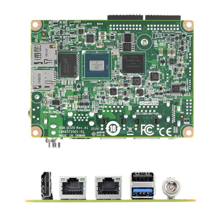 Advantech RSB-3720 2.5-inch SBC
