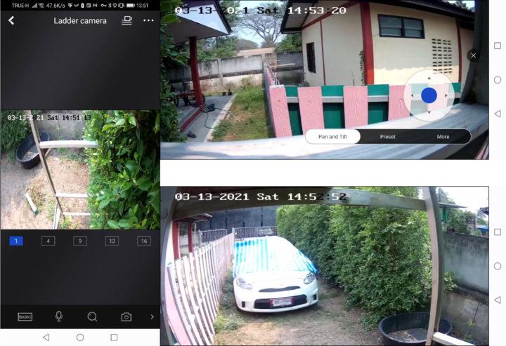 Annke PTZ Camera