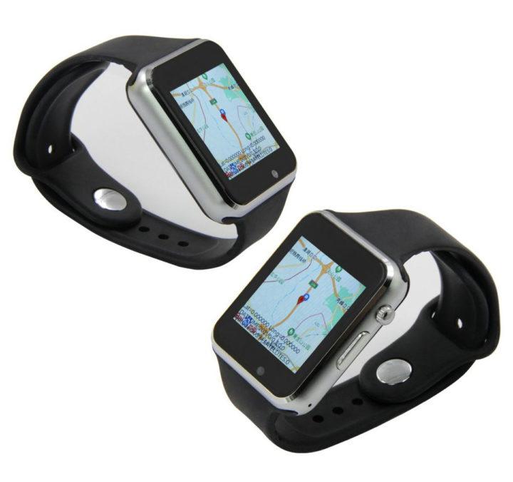 Arduino Watch GPS