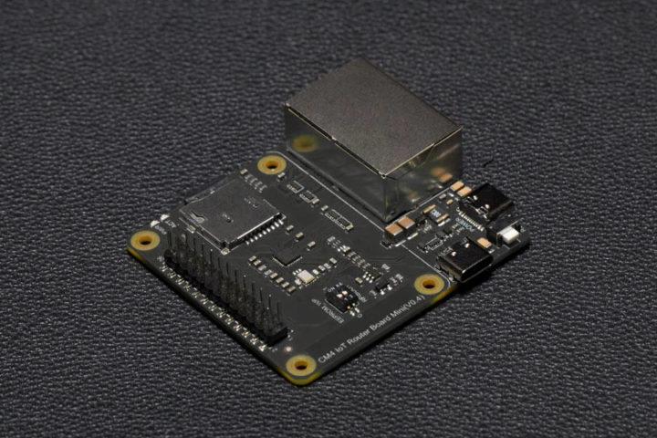 CM4 IoT Carrier Board Mini