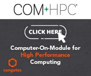 Congatec COM-HPC computer-on-module