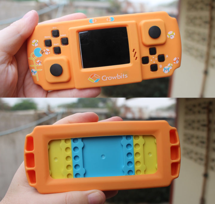 Crowbits Portable Game Console