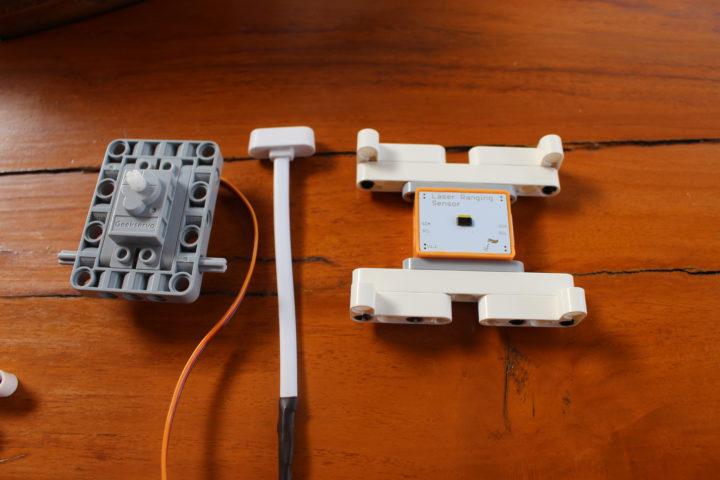 Crowbits master kit assembly