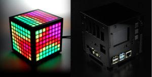 LumiCube Raspberry Pi LED Enclosure