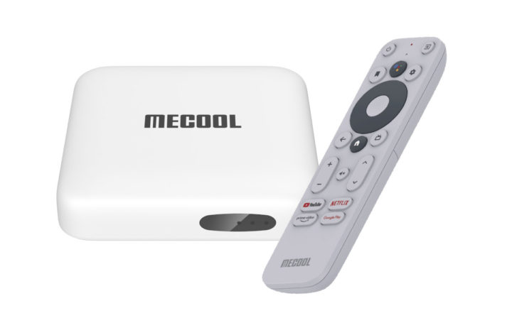 Mecool KM2 Netflix 4K TV Box