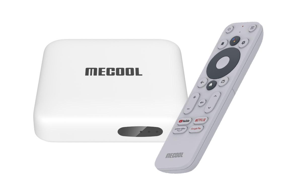 Mecool KM2 Netflix 4K TV Box