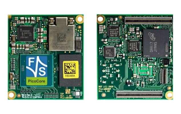PicoCore MX8MP system-on-module