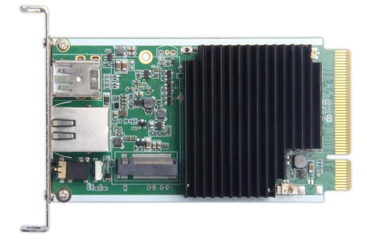 RK3399 SBC PCIe card