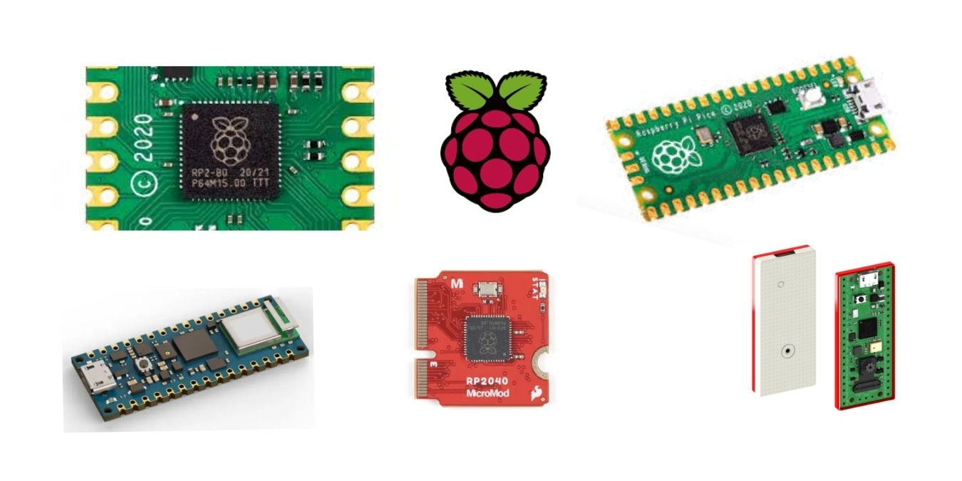 RP2040 Boards Feature Image