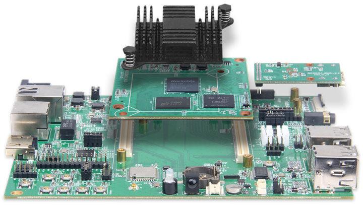 RV1126 development board HDMI input