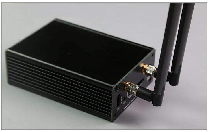 Raspberry Pi Compute Module 4 4G LTE Gateway
