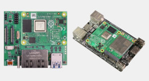 Raspberry Pi CM4 Dual Ethernet