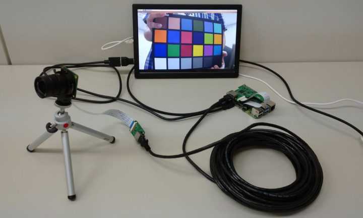 Raspberry Pi Camera 20-meter cable