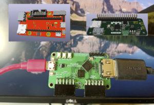 Raspberry Pi RP2040 HDMI