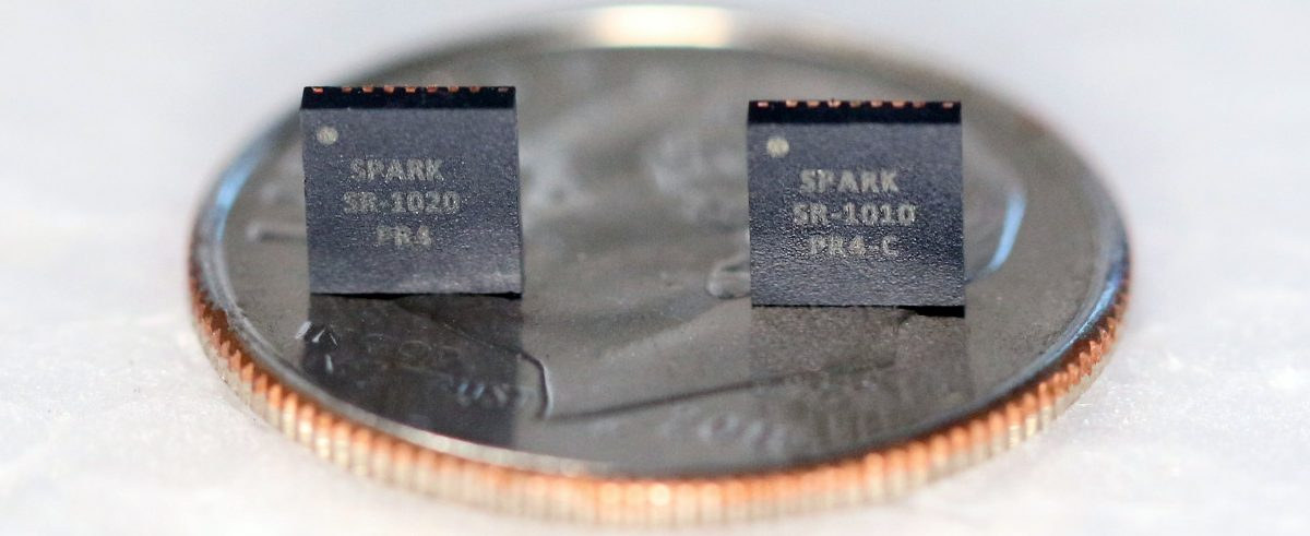 SPARK UWB Bluetooth Alternative