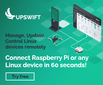 Upswift Raspberry Pi