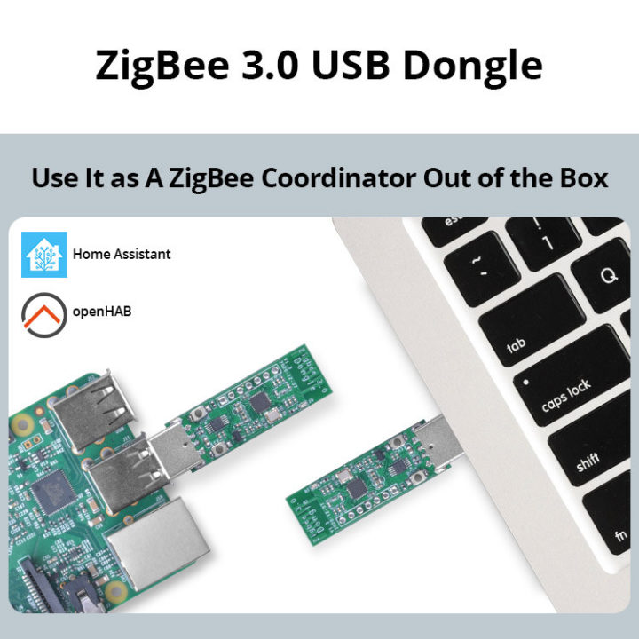 Zigbee OpenHAB HomeAssistant