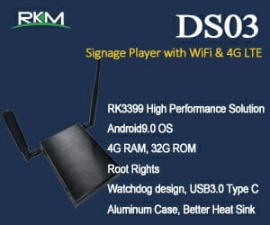 DS03 digital signage