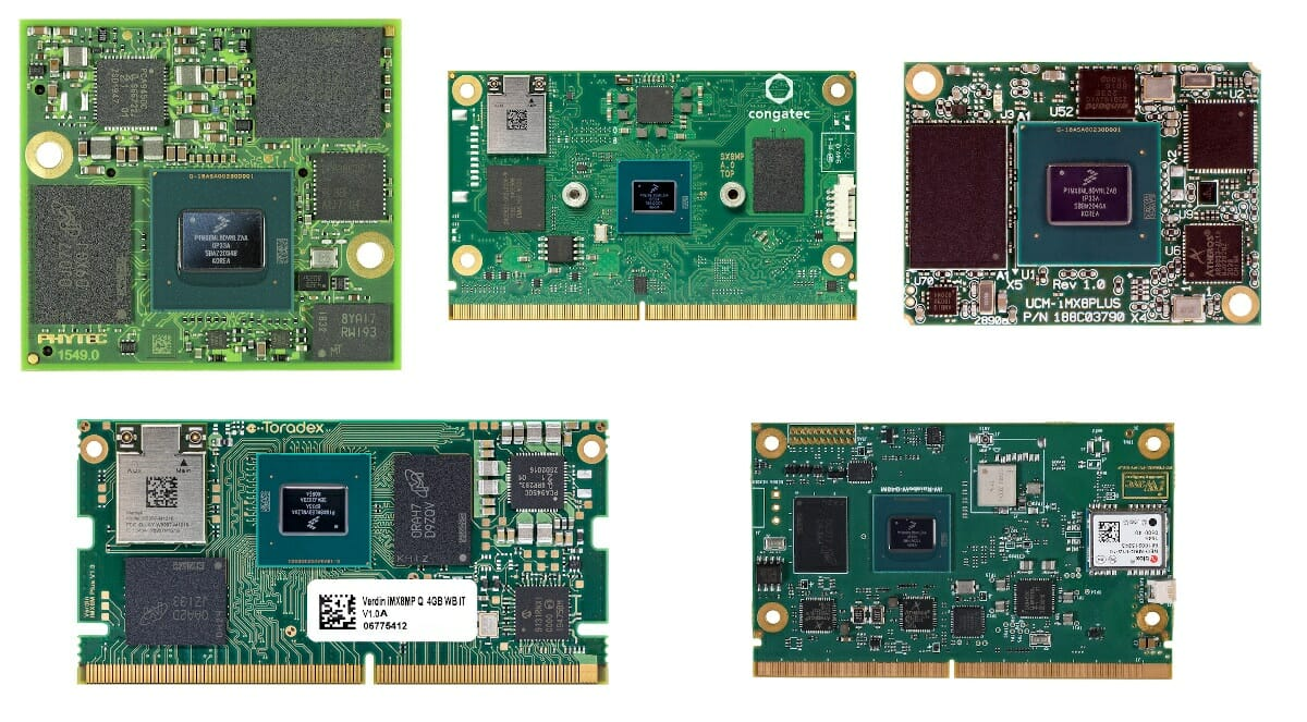 i.MX 8M Plus Systems-on-Module