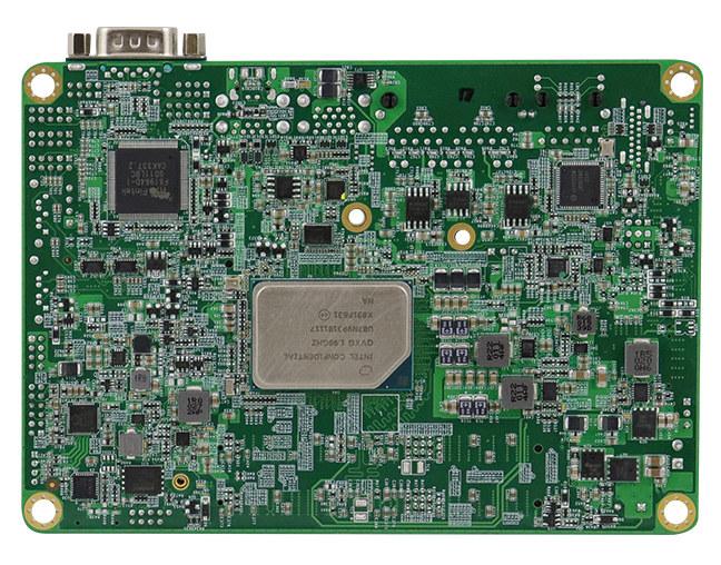 iBase IB836 Intel Atom x6000E SBC