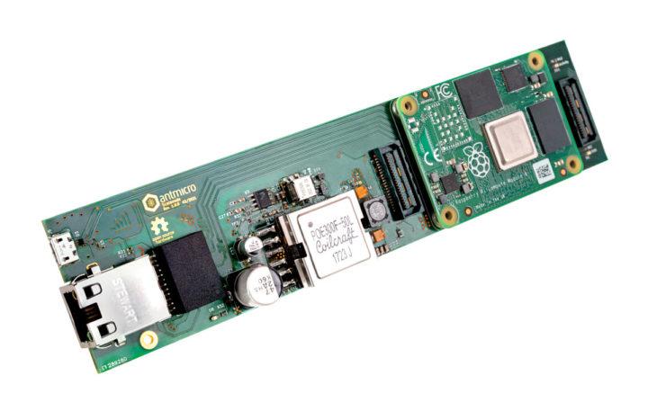 Antmicro Scalenode Raspberry Pi CM4