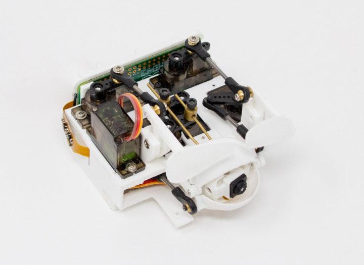 Arduino & Raspberry Pi Camera EyeCam