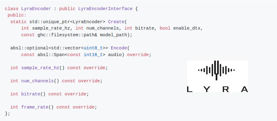 Lyra source code