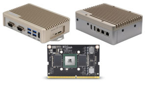 NVIDIA Jetson TX2 NX computers