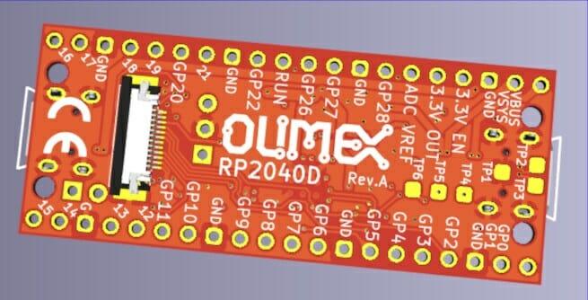 Olimex-RP2040D