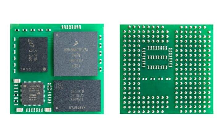 Open Standard Module (OSM) i.MX 8M Mini