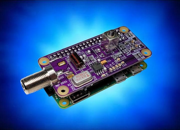 PiMod Zero Raspberry Pi Zero NTSC HAT
