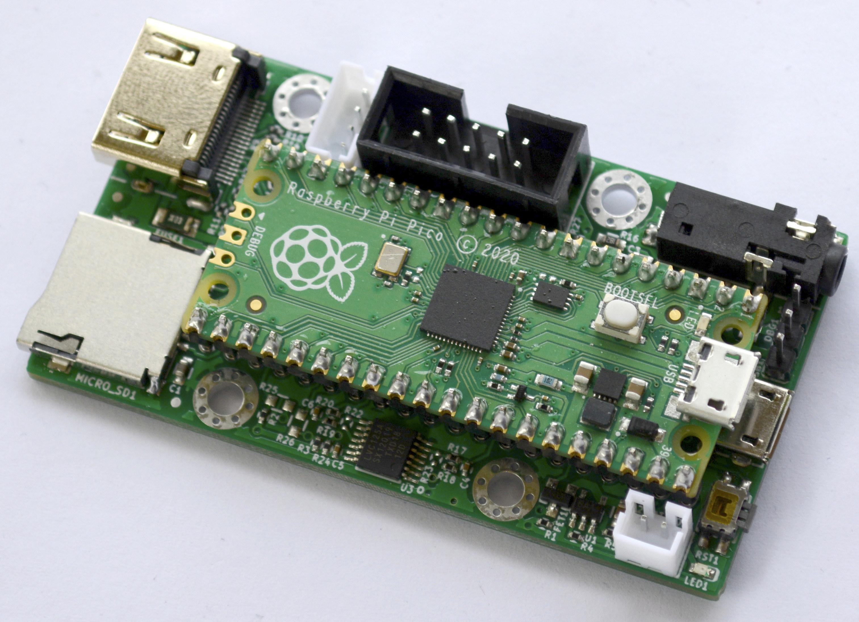 RP2040-PICO-PC board