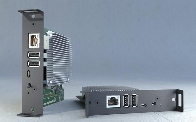 Raspberry Pi CM4 SDM slot-in card