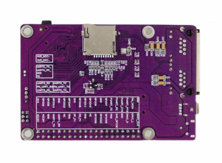 SSD201 SBC