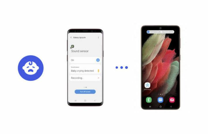 Samsung Galaxy Upcycling Program