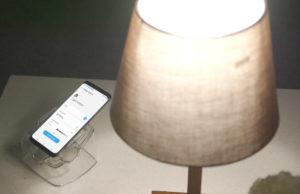 Samsung Galaxy Upcycling light sensor