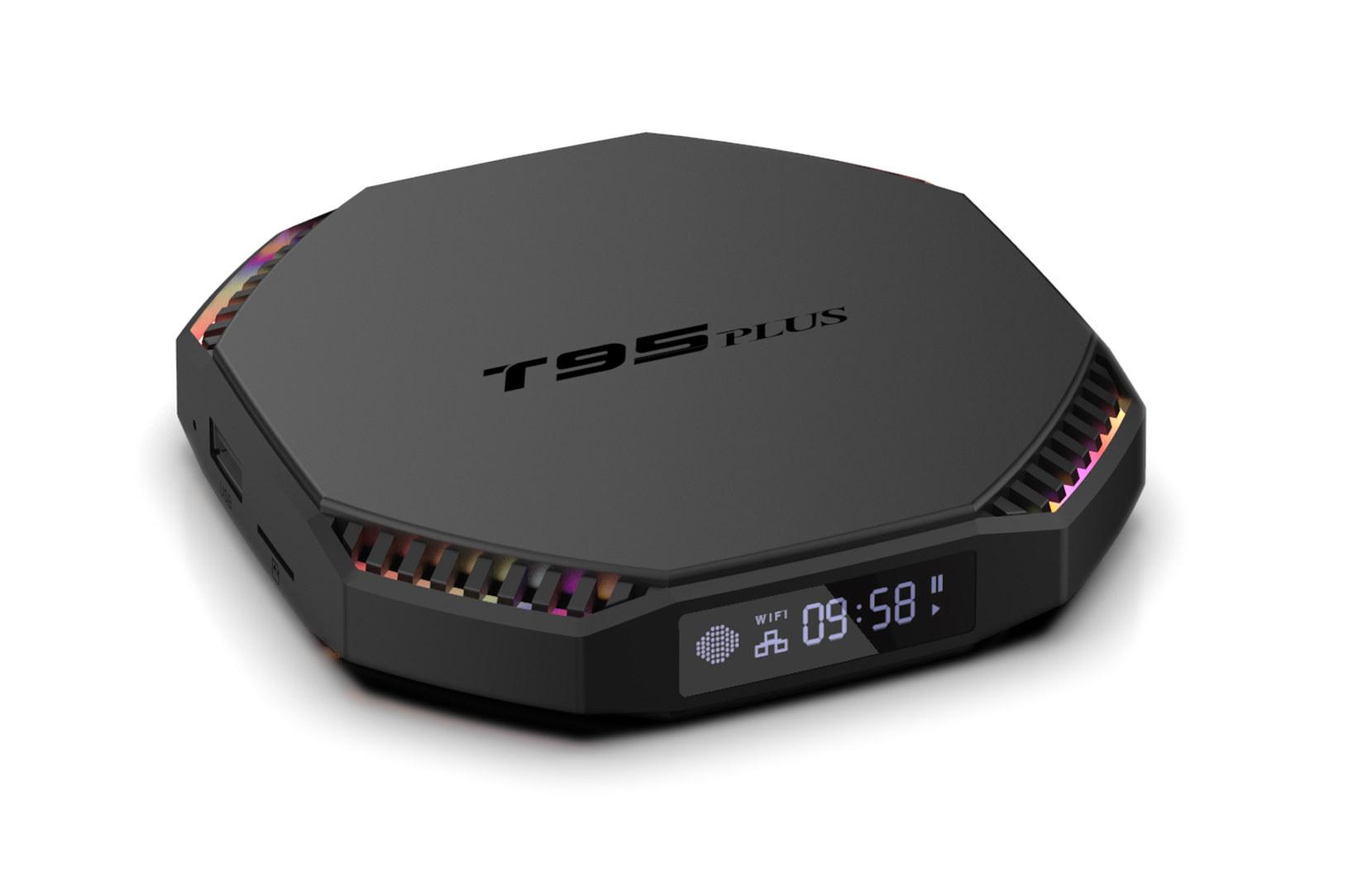 T95 Plus RK3566