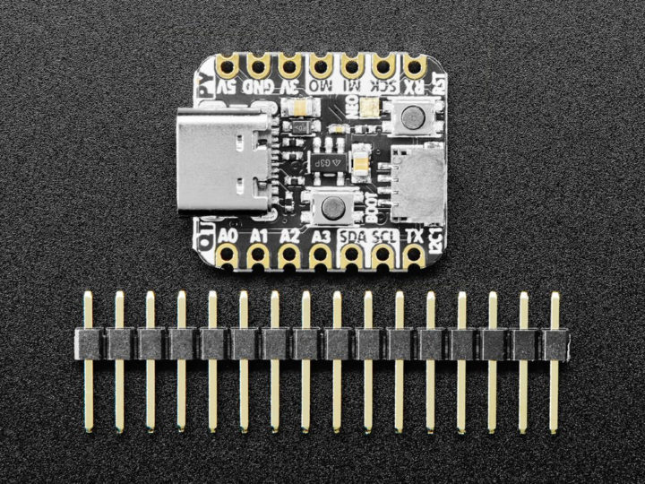 Tiniest RP2040 Board