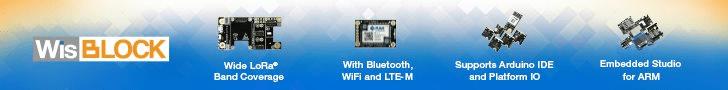 Wisblock modular IoT system