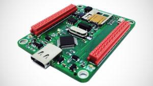 board::mini base CAN bus automotive development board