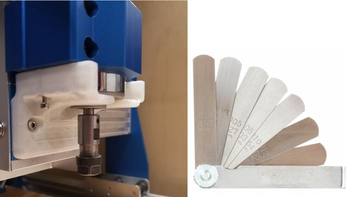 3D printed jig Genmitsu 4030 CNC