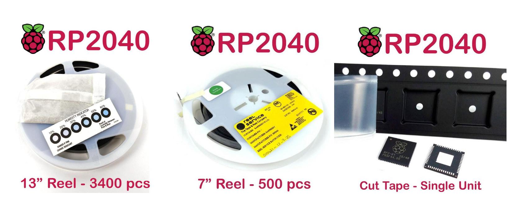 Buy Raspeberry Pi RP2040