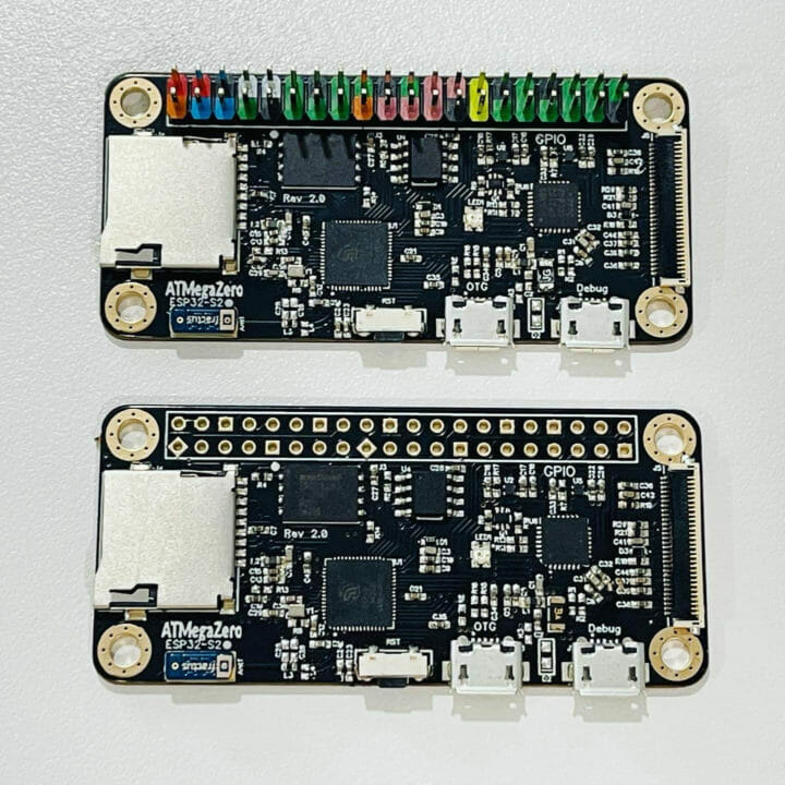 ESP32-S2 Raspberry Pi Board
