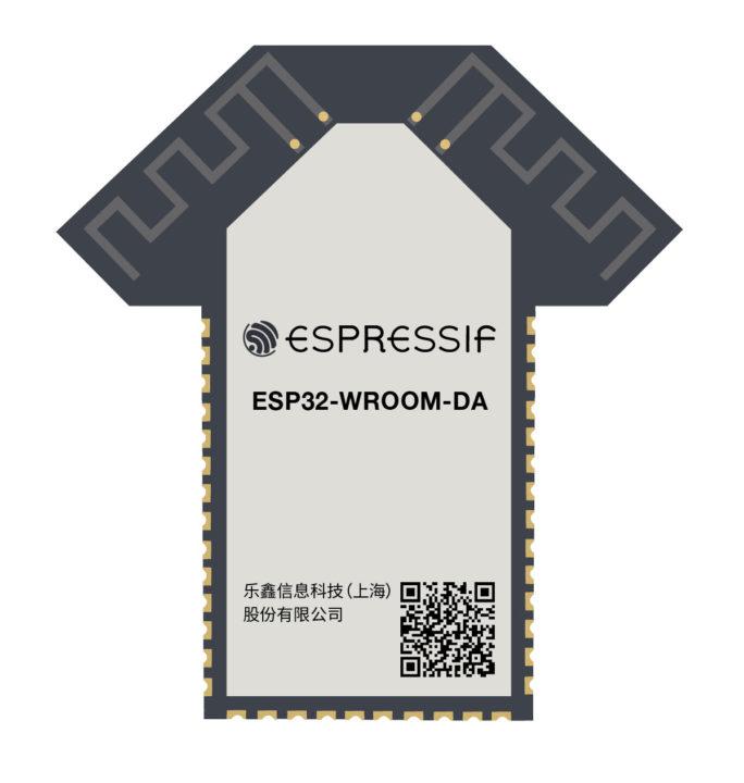 ESP32-WROOM-DA