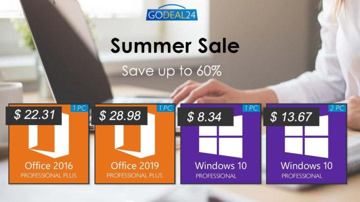 GODEAL24 Summer Sale